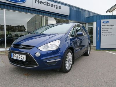 begagnad Ford S-MAX BUSINESS ED 2.