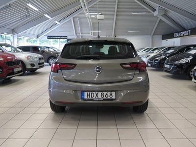 brugt Opel Astra Enjoy 5d 1.0T/105 hk Halvkombi