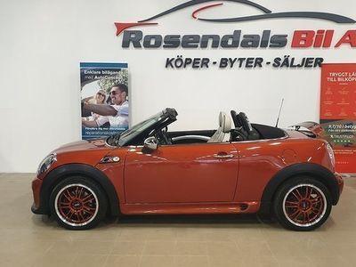 begagnad Mini Cooper S Cabriolet Roadster 2012, 144 900 kr