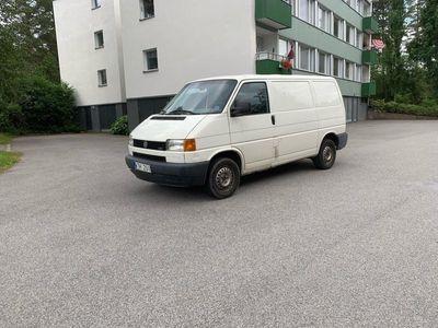 begagnad VW Transporter 2.5TDI