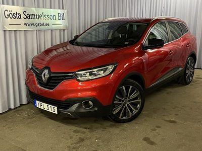 begagnad Renault Kadjar 1,2 TCe 130hk BOSE EDC 4x2