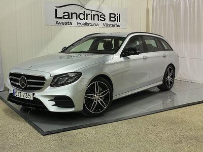 brugt Mercedes E220 Värmare, Förarass paket, Teknik pkt, Premium pkt, AMG Lin