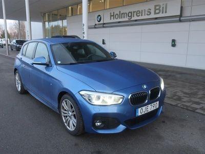 begagnad BMW 118 i 5d M-Sport LED PDC Bak