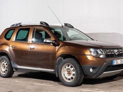 begagnad Dacia Duster 1.5 dCi 4x4 Manuell, 109hk