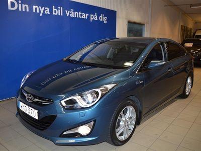 begagnad Hyundai i40 1.7 CRDI SEDAN -11