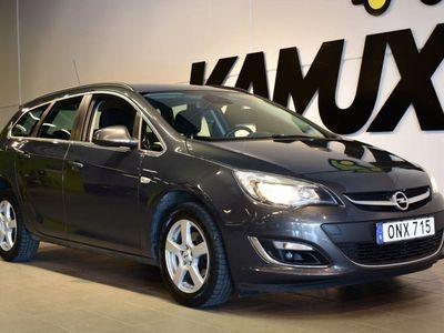 begagnad Opel Astra Sports Tourer 1.4 T 140hk | SPORT
