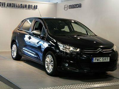begagnad Citroën C4 1.6 BlueHDi Automat 120hk