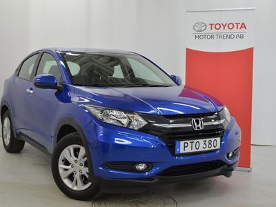 begagnad Honda HR-V 1.5 ELEGANCE i-VTEC AUTO Vhjul Euro 6 131hk