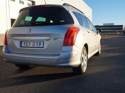begagnad Peugeot 308 SW 1,6e-HDi 115HK 6 växlad