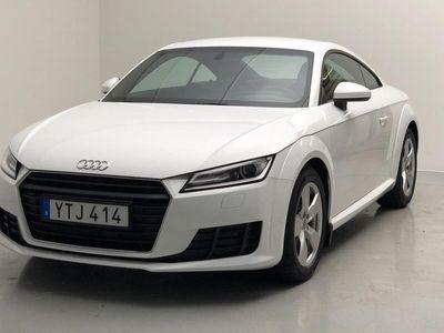 begagnad Audi TT Coupé 1.8T 11 mån bilgaranti
