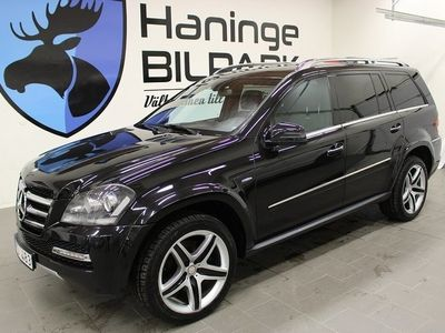 begagnad Mercedes GL350 CDI 4M BE 4MATIC BlueEFFICIENCY 7G-Tronic 7-sits 265hk
