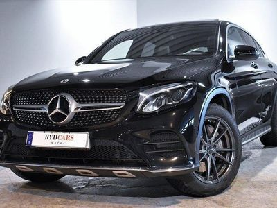 begagnad Mercedes GLC220 d COUPE AMG MOMS 170HK