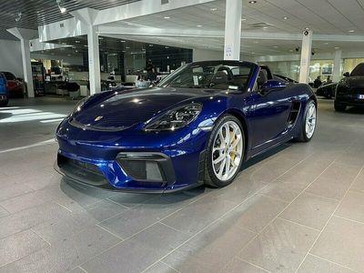 begagnad Porsche 718 Spyder 2020, Cab Pris 1 095 000 kr