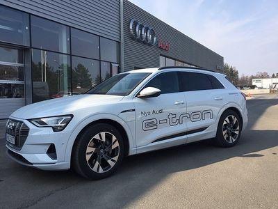used Audi E-Tron - Äntligen för provkörning / Beställning!