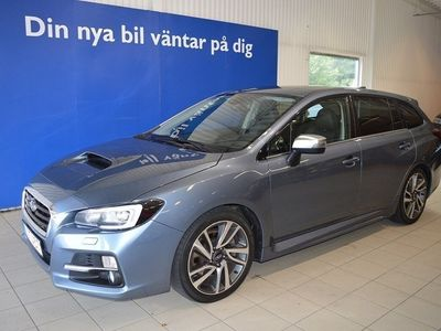 begagnad Subaru Levorg 1.6 GT-S (170hk) Auto, Skinn, Drag
