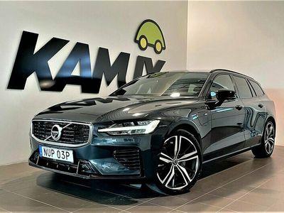 begagnad Volvo V60 R-design| B&W | 2019, Kombi Pris 469 800 kr
