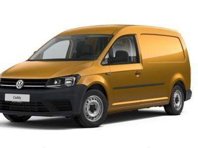 gebraucht VW Caddy Maxi Skåp EU6 TDI 150HK -18