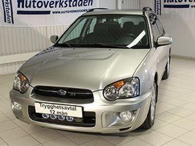 gebraucht Subaru Impreza 2,0 Sportswagon