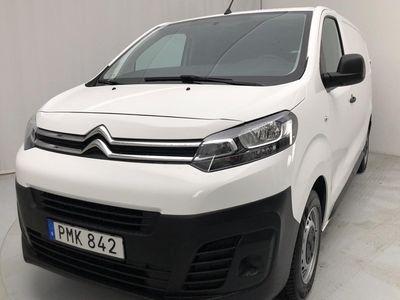 begagnad Citroën Jumpy Van III 2.0 BlueHDI Skåp (120hk)