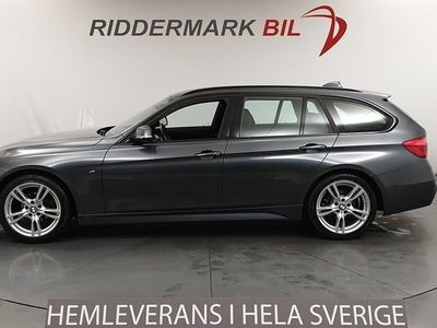 begagnad BMW 320 i Touring, F31 (184hk) M Sport