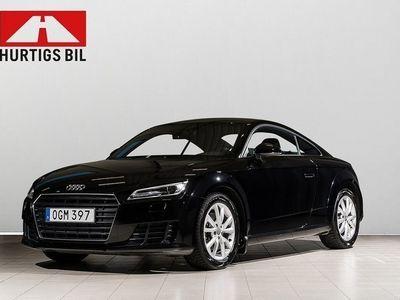 begagnad Audi TT Coupé 180Hk Bang & Olufsen