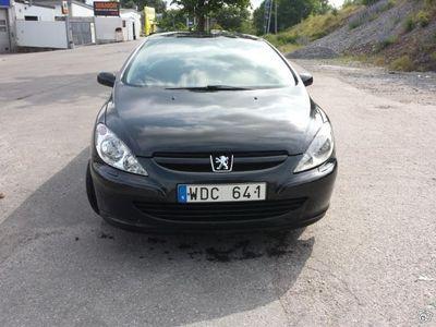 begagnad Peugeot 307 CC 2.0 sport, kamremsbytt -04