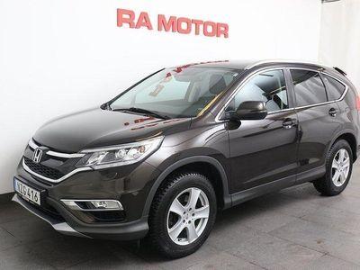 begagnad Honda CR-V 1,6 Diesel Executive Navi Aut 4WD