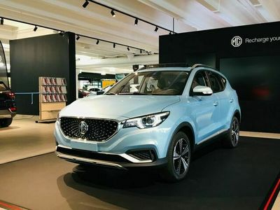 begagnad MG ZS EV Luxury