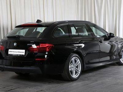 begagnad BMW 520 d xDrive Touring M-Sport / Navi / Drag