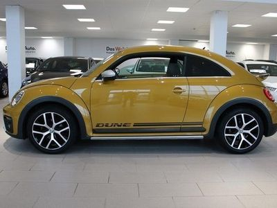 begagnad VW Beetle The DUNE 1.4 TSI 2016, Sportkupé 179 900 kr