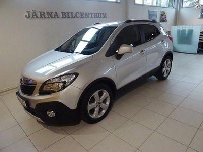 begagnad Opel Mokka 1.7 CDTI Automat 130hk -14
