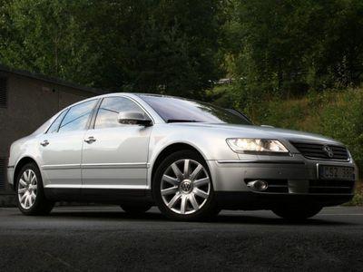 begagnad VW Phaeton 2006