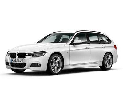 begagnad BMW 320 i xDrive Touring M-Sport/ KAMPANJ