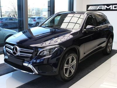 brugt Mercedes GLC220 GLCd 4MATIC SUV -19