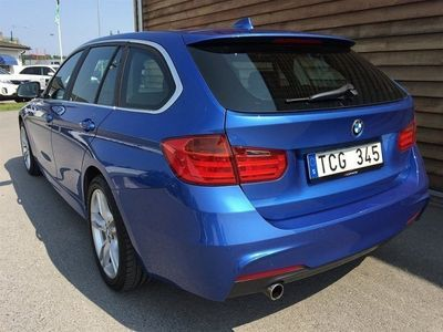 begagnad BMW 320 d XDrive M-Pkt / Touring /KeylessGo