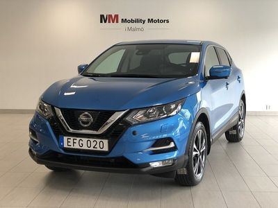 used Nissan Qashqai DIG-T 115 N-CONNECTA 2WD 6M/T -18