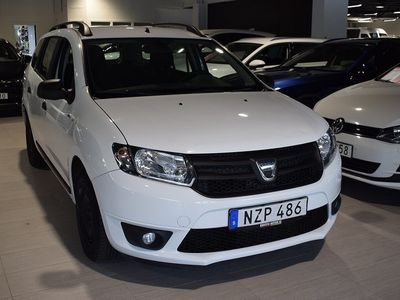begagnad Dacia Logan MCV 0.9 TCe Euro 6 90hk