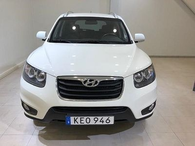 begagnad Hyundai Santa Fe 2.2 CRDi-R (197hk) Comfort Automat 4WD Dragkrok