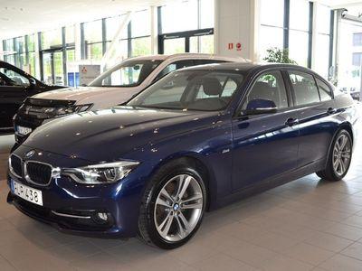 begagnad BMW 330 i Sedan Sportline / Drag (252hk)