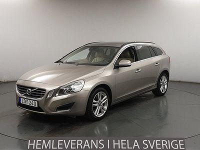 begagnad Volvo V60 D3 Momentum Nyservad