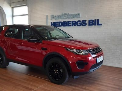 begagnad Land Rover Discovery Sport -16