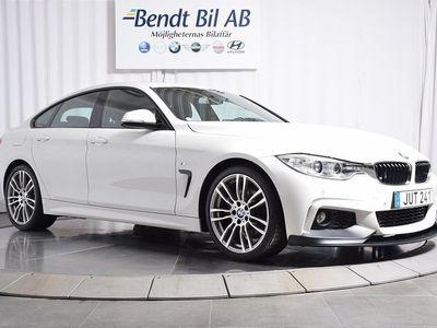 begagnad BMW 430 Gran Coupé d Grand Coupe / 0.45% RÄNTA