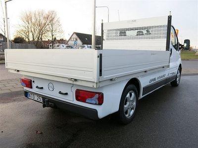 begagnad Opel Vivaro Floor Cab Flak 2.0 CDTI 114hk