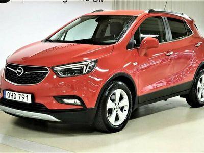 begagnad Opel Mokka X Dynamic 5d 1.4T ECOTEC 140 hk S/S (MT6)