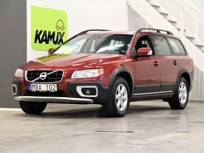 begagnad Volvo XC70 D3 AWD | Kinetic | Värmare | Drag