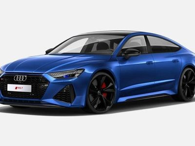 begagnad Audi RS7 Exclusive Stora B&O RS-Plus 2021, Sportkupé Pris 1 638 700 kr
