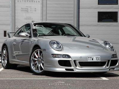 begagnad Porsche 911 Carrera S 997 355hk Aerokit