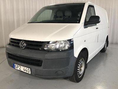 begagnad VW Transporter T5 2.0 TDI