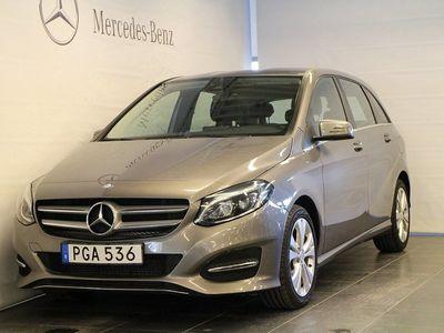 begagnad Mercedes B180 CDI d, Apple Carplay, Bluetooth