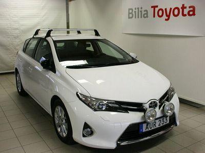 begagnad Toyota Auris 1.4 Active 5d Vinterhjul
